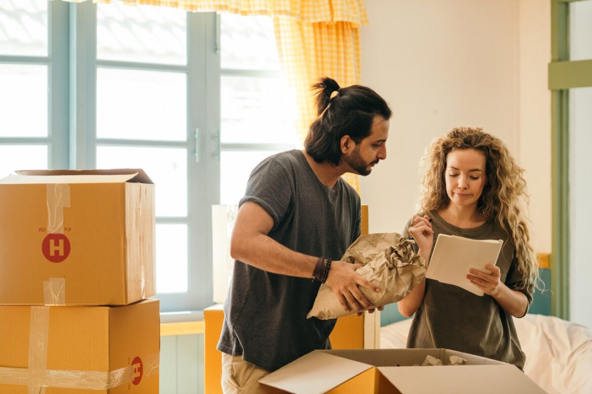 Long Distance Residential Move Made Easy