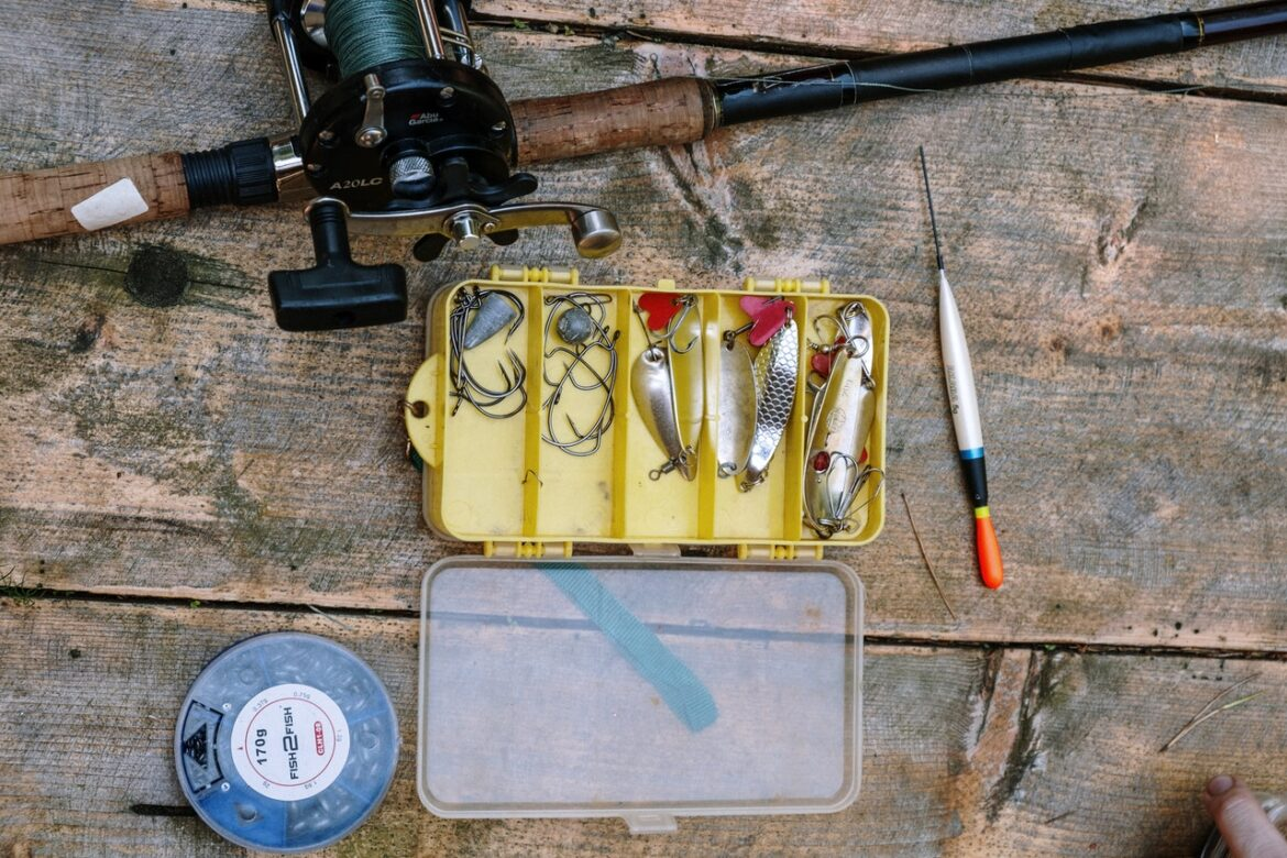 Step By Step Directions To Pack Fishing Equipment For Movement